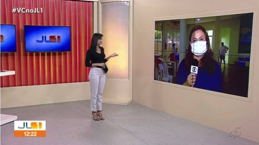 Repórter da Globo se demite ao vivo