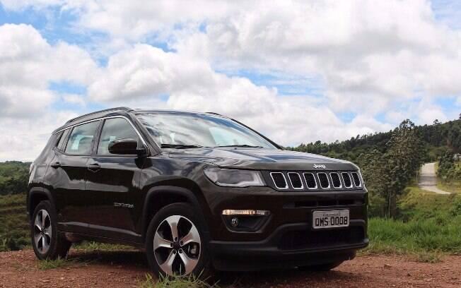 Jeep Compass Longitude Flex: SUV mostra conjunto bem acertado e bom custo-benefício, sua receita de sucesso
