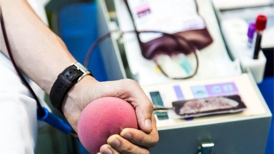 Estado de SP vai usar transfusão de plasma para tratar pacientes com Covid-19