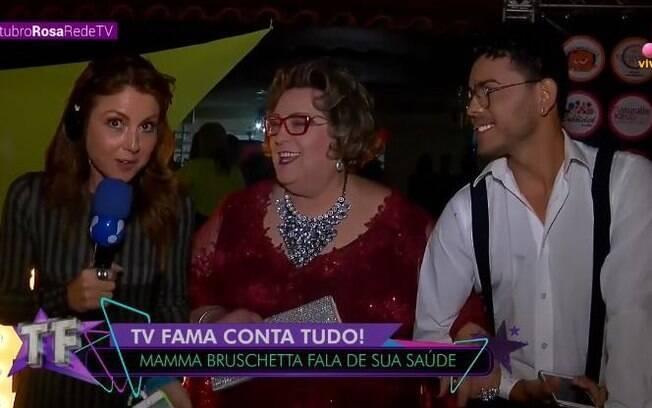 Mama Bruschetta e Caprese%2C seu namorado mais jovem