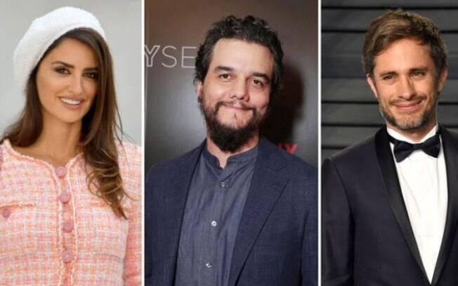Penelope Cruz, Wagner Moura, Gael Garcial Bernal juntos em um filme sobre espionagem