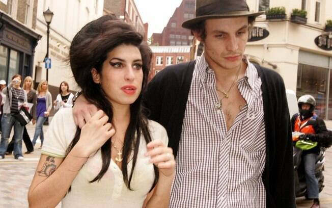 Amy Winehouse e Blake Fielder-Civil