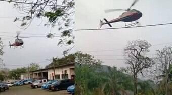 Piloto de helicóptero sequestrado no RJ critica órgãos de controle aéreo