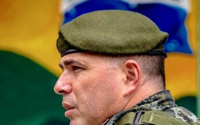 Major PM Gentil Carvalho, Comandante do Comandos e Operações Especiais