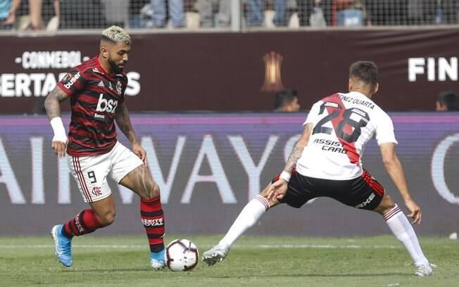 Flamengo venceu a Libertadores