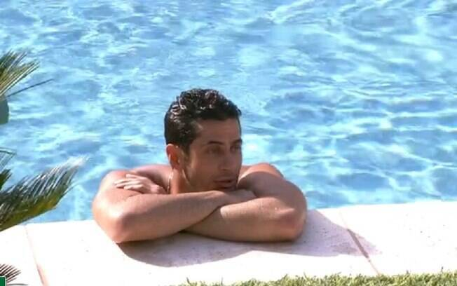 Marcelo fala sobre seu affair com Letícia