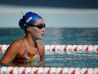 Poliana Okimoto foi bronze no Mundial de Roma, em 2009