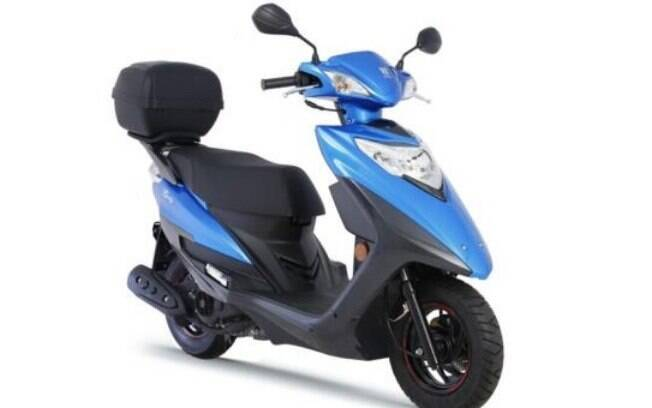 Entre os scooteres mais baratos, o Haojue Lindy é o mais em conta na categorias das 125 cc