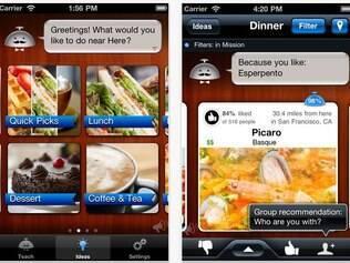 Alfred, o aplicativo que recomenda locais, pode se tornar o Siri do Android
