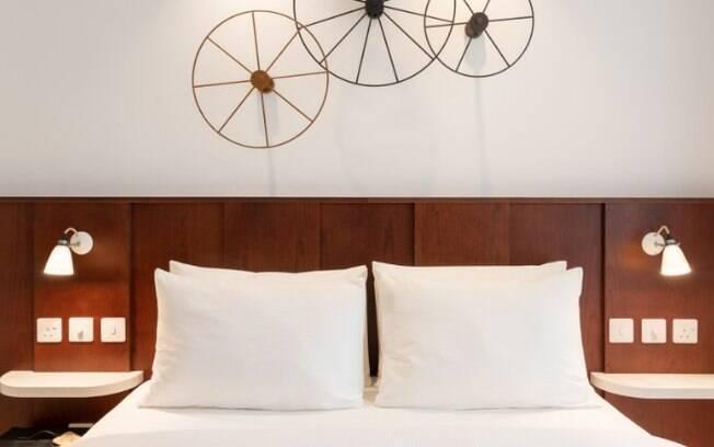 Os Ruby hotéis já são conhecidos pela sua abordagem de luxo