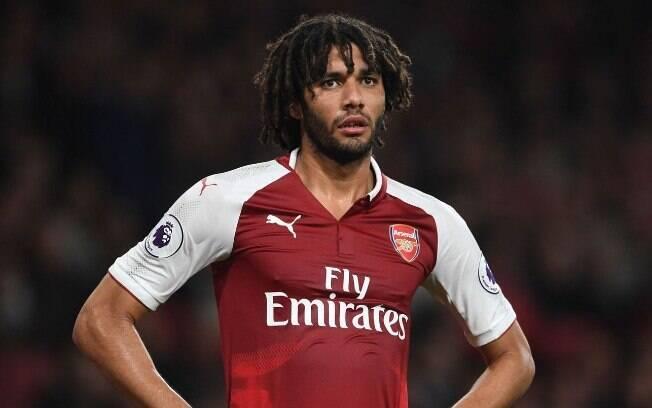 Elneny é jogador do Arsenal desde 2016