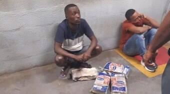 Sete pessoas são presas por mortes de tio e sobrinho que furtaram carne em supermercado