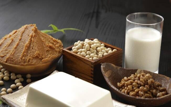 Soja e derivados: rica em vitamina E, ela aumenta os níveis de HDL, o bom colesterol. Foto: Getty Images