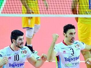 Trentino, na edição passada do Mundial, conquistou o 3º lugar