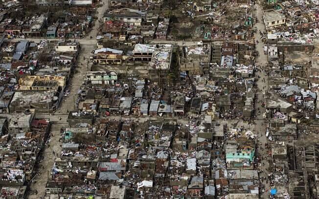 Valor solicitado pela ONU equivale a 32% do Haiti e é destinado a implementar um plano de recuperação do país