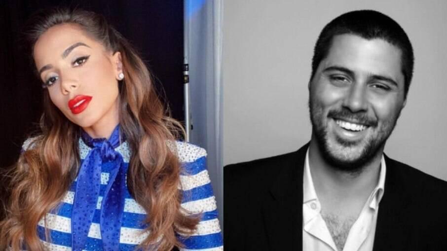 Anitta desfez o namoro com o empresário