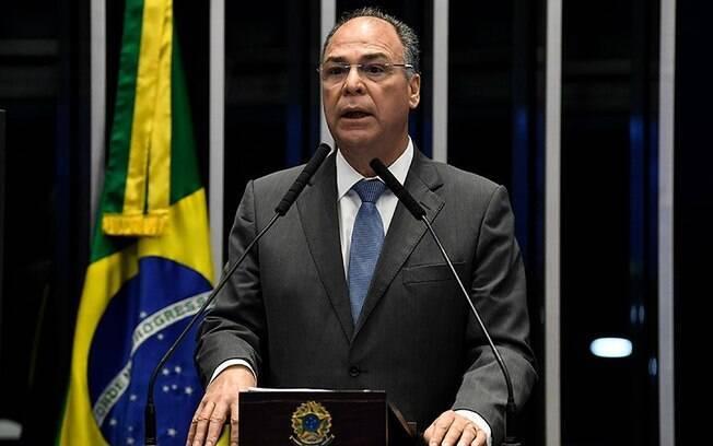 Senador Fernando Bezerra (MDB), líder do governo no senado