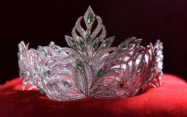 A Coroa do Miss Brasil Be Emotion