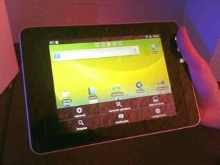 Ypy de 7 polegadas permite rodar navegador Opera