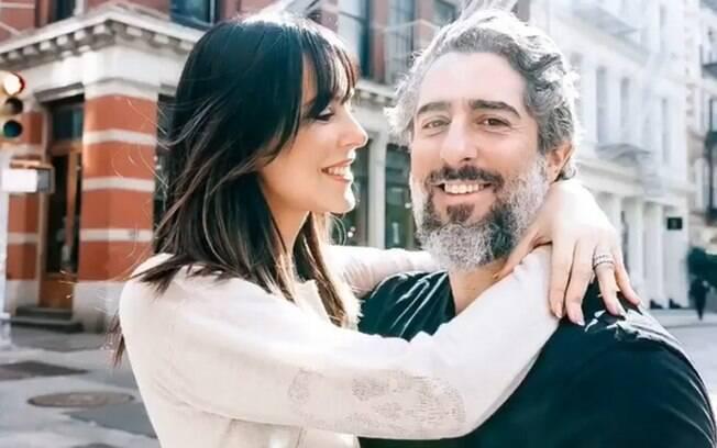 Marcos Mion revela que passou por todo tipo de crise com Suzana Gullo
