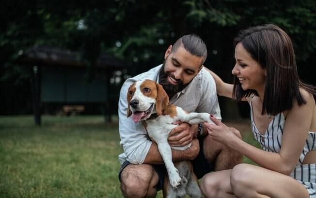 Ter um cachorro ajuda a encontrar um amor