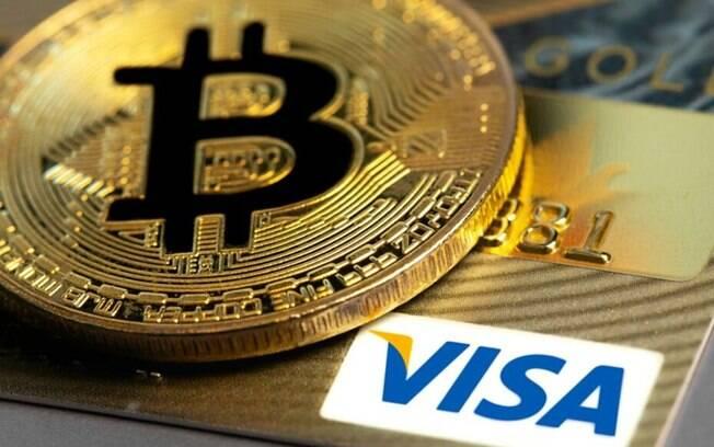 Visa (VISA34) aceitará Bitcoin como forma de pagamento