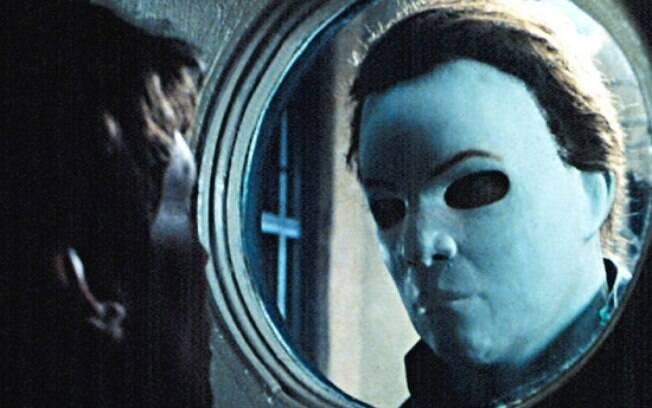 Os produtores não compraram os direitos da máscara original de Michael Myers para o sétimo longa da franquia
