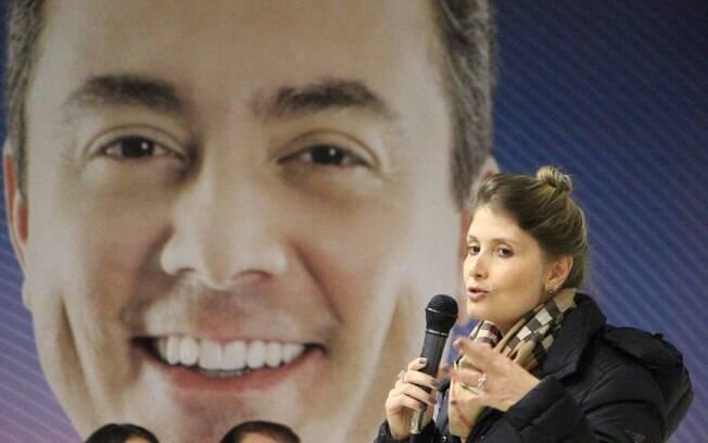 Esposa de Eli Corrêa Filho teve as contas bloqueadas pela Justiça