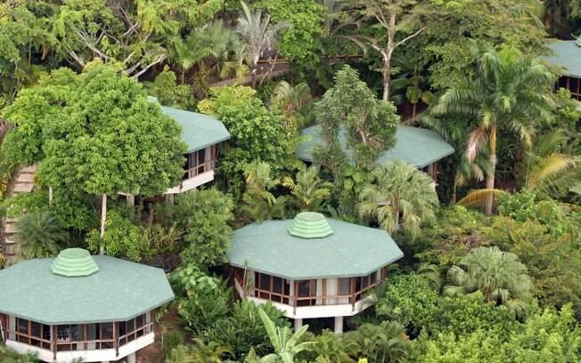 Tulemar Bungalows & Villas está no Parque Nacional Manuel Antonio, na Costa Rica, e encanta quem ama natureza