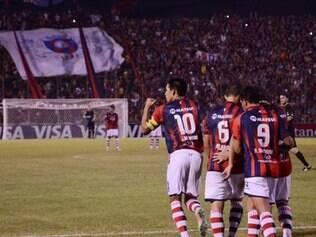 Cerro Porteño está com a singela quinta colocação no Apertura 2014