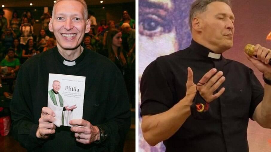 Padre Marcelo Rossi viralizou por causa da forma física