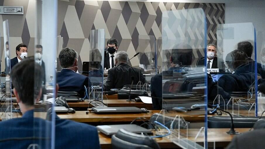 CPI da Covid nesta quarta-feira (12), com o depoimento de Fábio Wajngarten