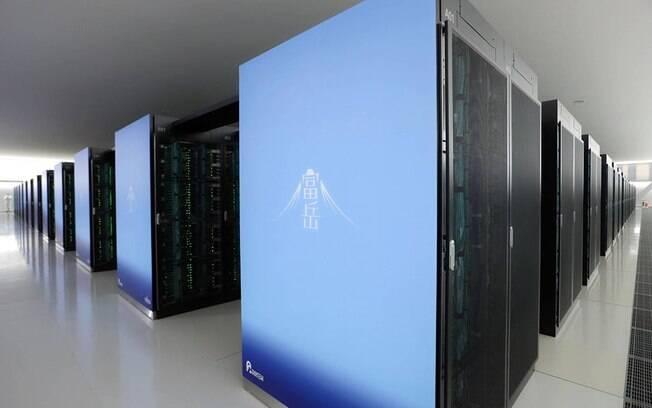 Supercomputador Fugaku