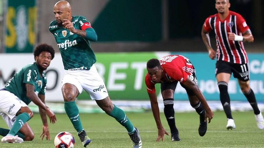 Palmeiras e São Paulo decidem o Campeonato Paulista