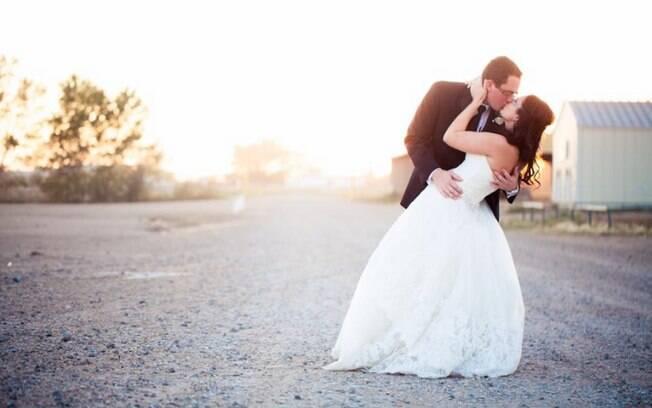 Vanessa casou-se com Eric em 2012 e, em 2016, deu início a uma tradição com o vestido para manter a memória dele viva