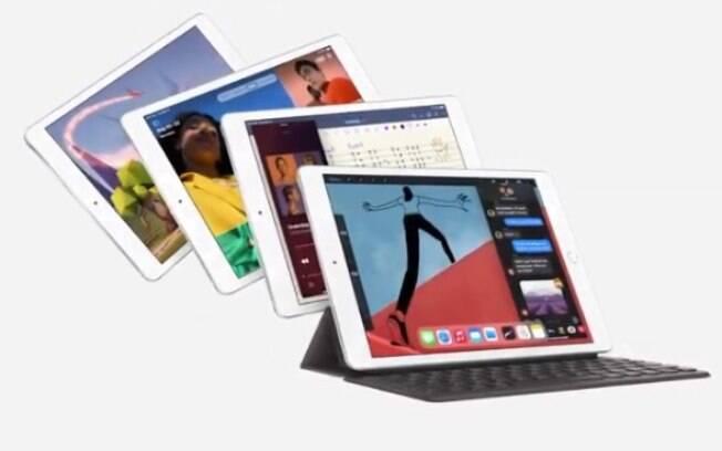 iPad de oitava geração foi anunciado