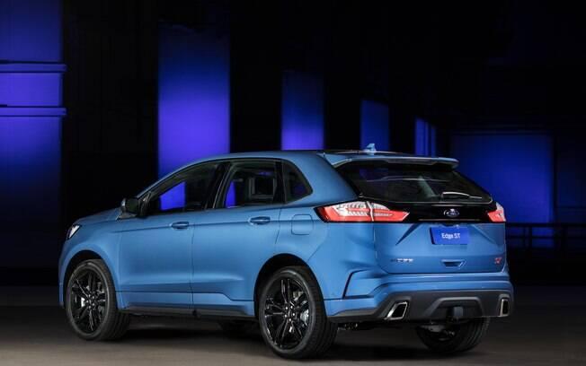 Ford Edge ST tem a proposta de ser