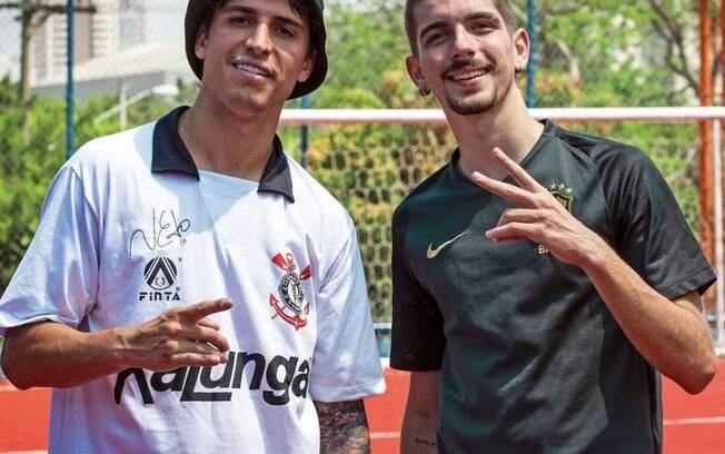Felipe Prior e Tulinho