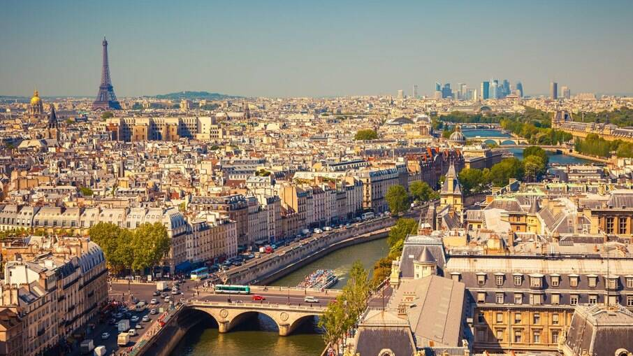 Paris tem diversos pontos para visitar