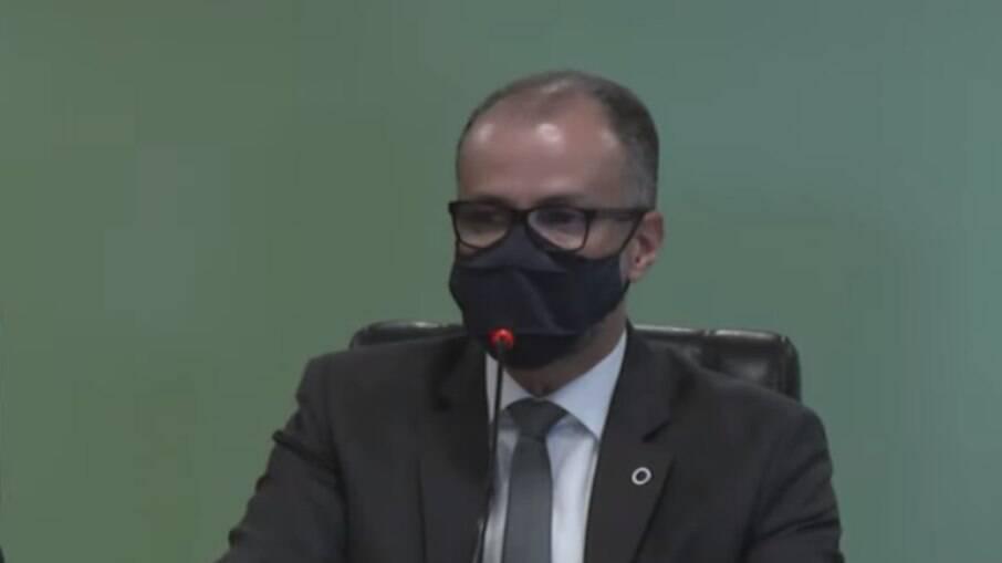 Antônio Barra Torres, diretor-presidente da Anvisa