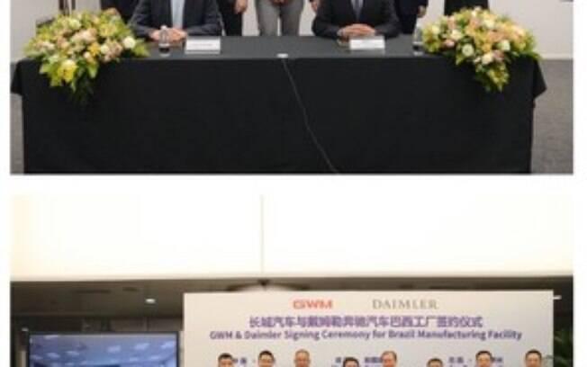 GWM adquire fábrica Daimler no Brasil para aumentar presença na América do Sul e ampliar estrutura global