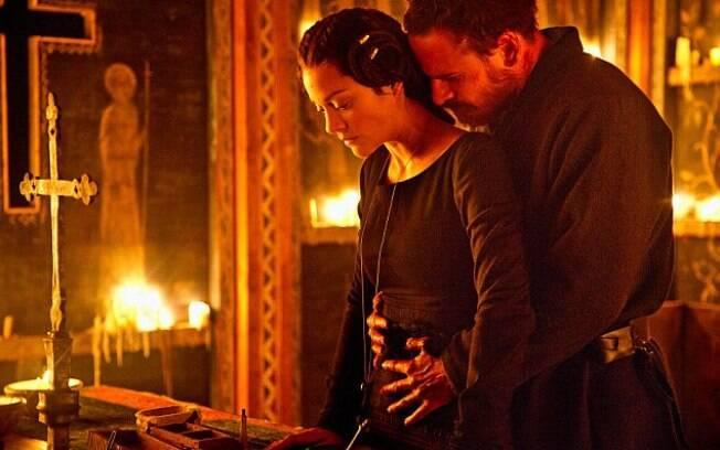 Imagem do filme 'Macbeth'