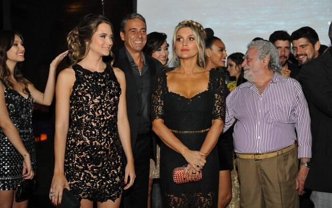 Festa de lançamento de 'Além do Horizonte'