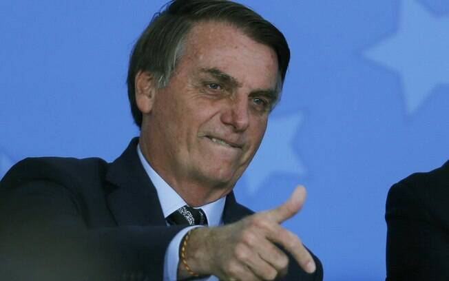 Presidente Jair Bolsonaro parabenizou Moro por discussão