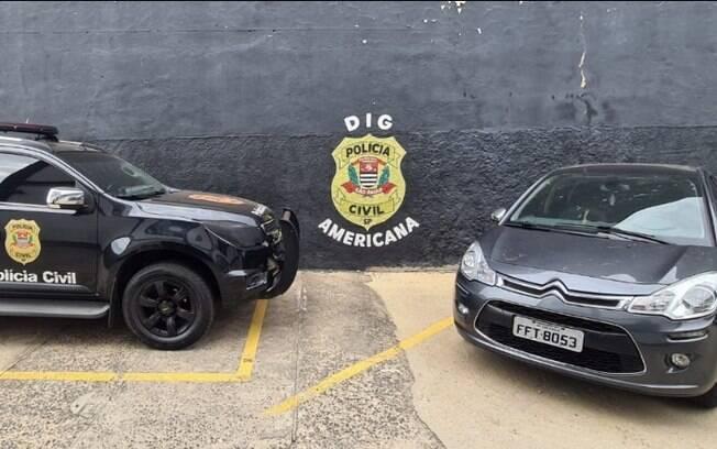 Polícia Civil prende homem com carro clonado em Americana