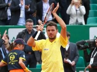 Wawrinka celebra sétimo título no circuito profissional em sua carreira