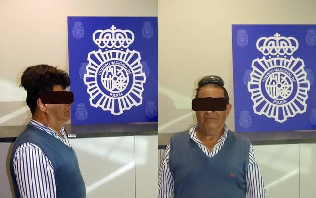 Polícia Nacional Espanhola prendeu homem que tentava traficar cocaína escondida em peruca