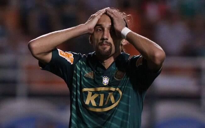 Barcos lamenta rebaixamento do Palmeiras