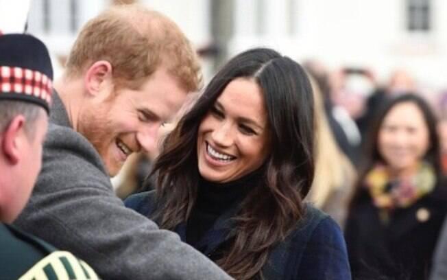 Casamento real entre Meghan Markle e Príncipe Harry