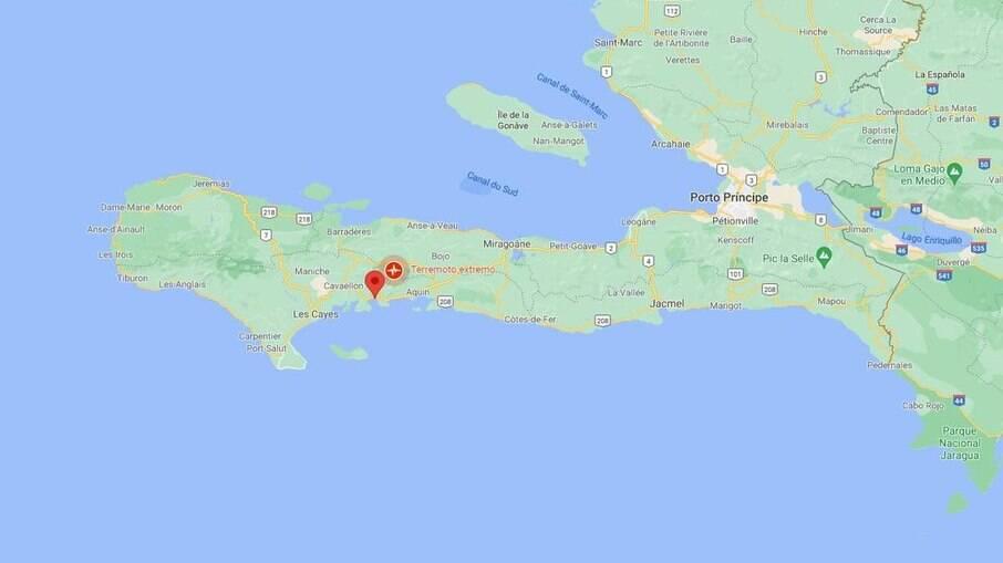 Missão tem por objetivo ajudar o Haiti a amenizar os problemas decorrentes de um terremoto que atingiu o país